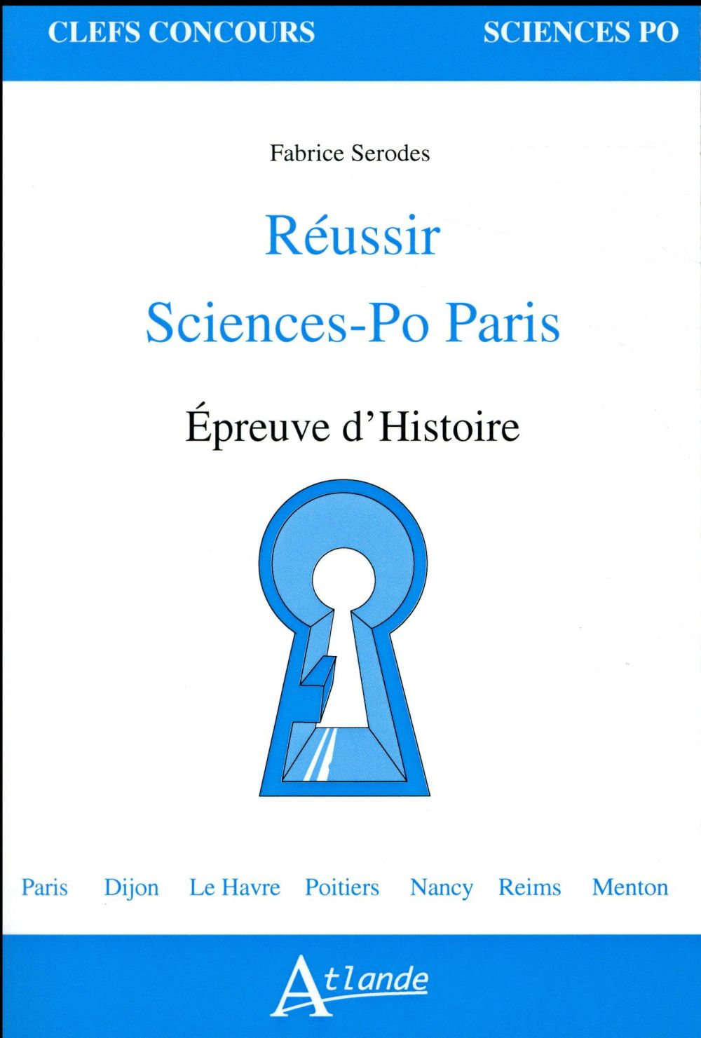 REUSSIR SCIENCES PO PARIS